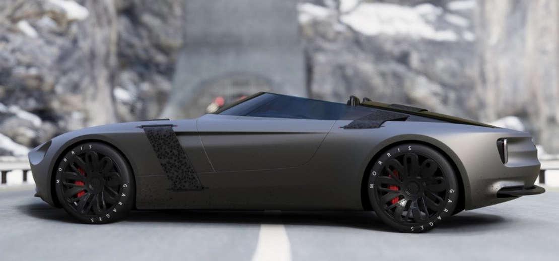 New MG concept car (1)