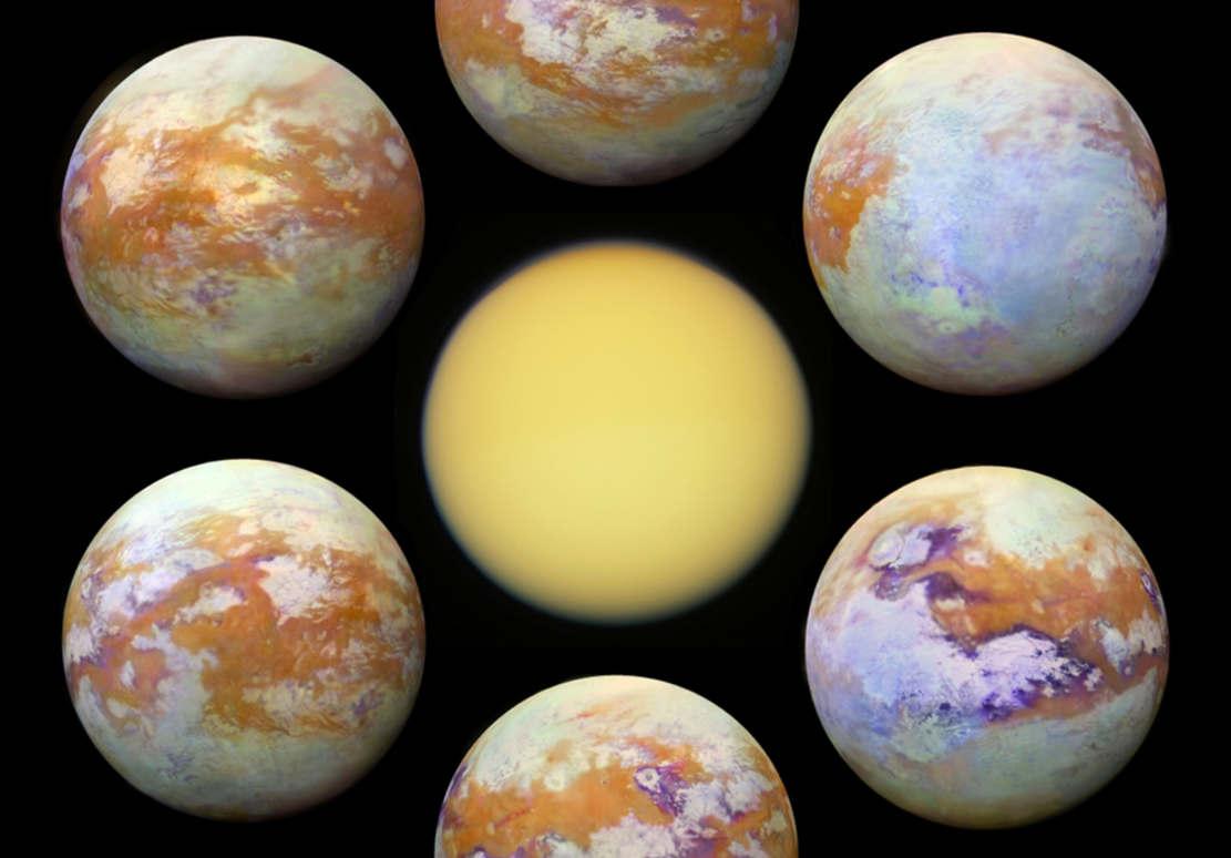 Observing Titan