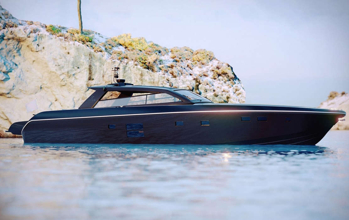 Otam 85 GTS Performance Yacht