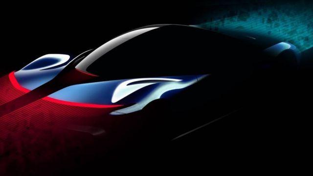 Pininfarina unveiled PF0 Electric Hypercar
