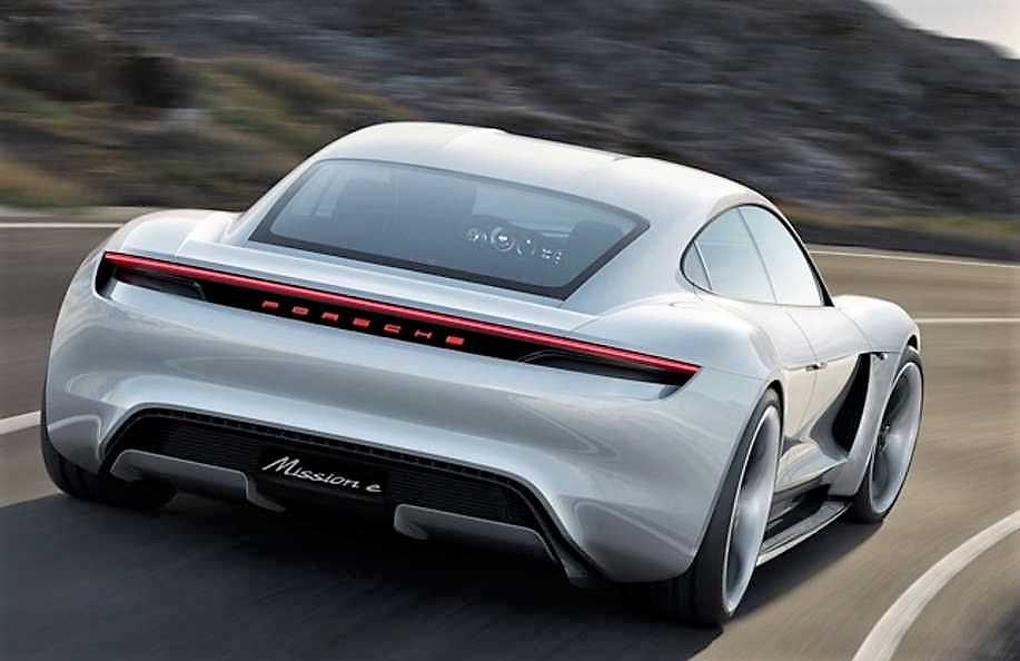 Porsche Taycan Performance figures
