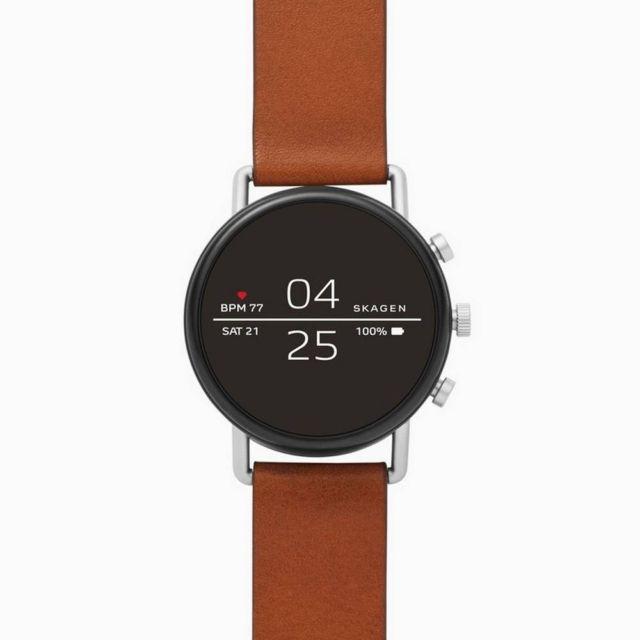 Stylish Skagen Falster 2 Smartwatch (2)