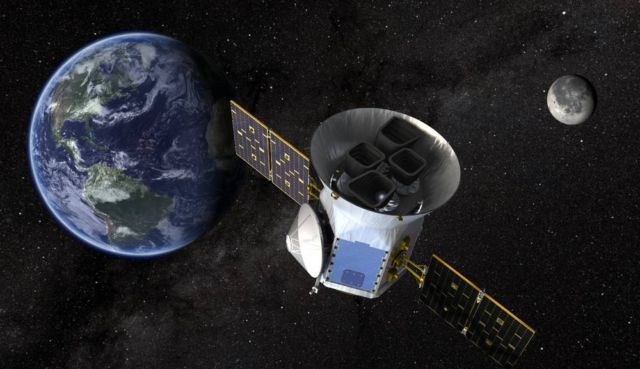 TESS Spacecraft Starts Science Operations