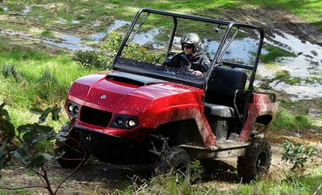 Terraquad High Speed Amphibian (3)