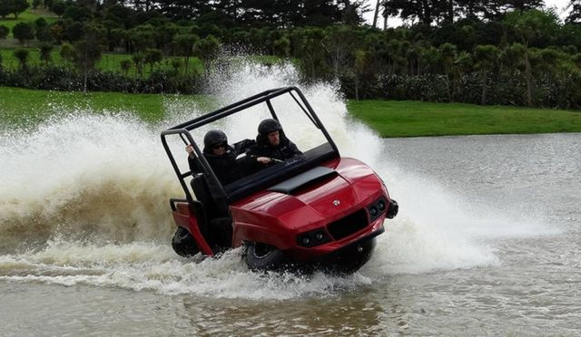 Terraquad High Speed Amphibian (2)