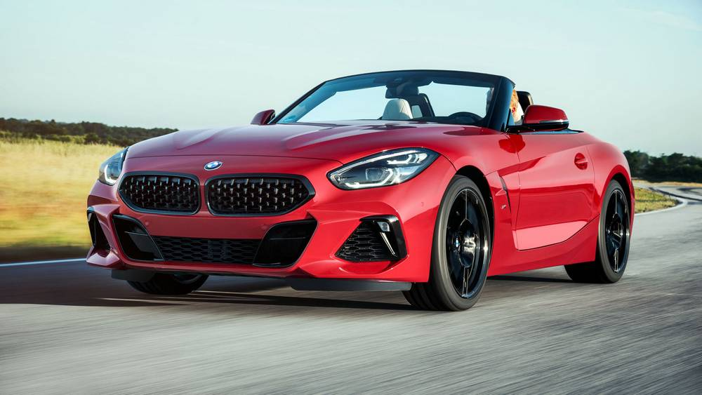 The All-New BMW Z4 Roadster (10)