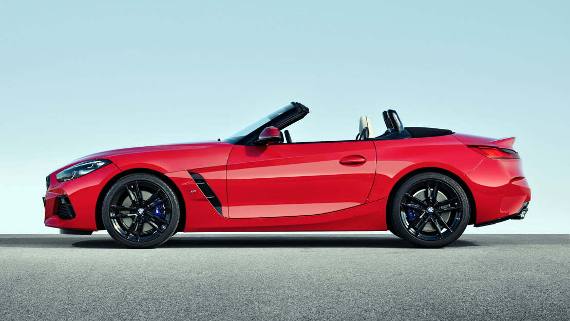 The All-New BMW Z4 Roadster (1)
