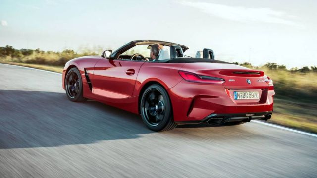 The All-New BMW Z4 Roadster (9)