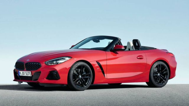 The All-New BMW Z4 Roadster (8)