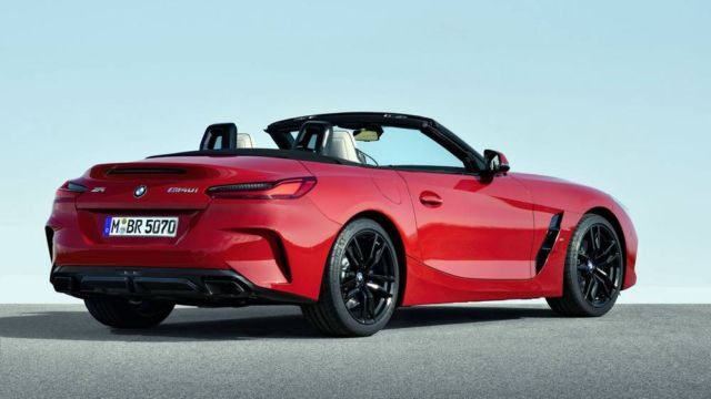 The All-New BMW Z4 Roadster (7)