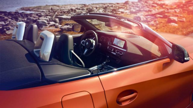 The All-New BMW Z4 Roadster (6)