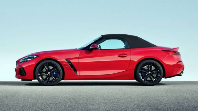 The All-New BMW Z4 Roadster (5)