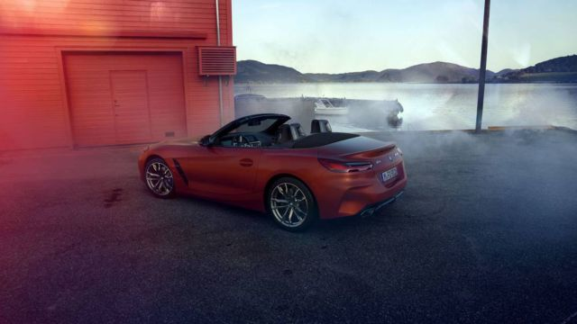 The All-New BMW Z4 Roadster (4)