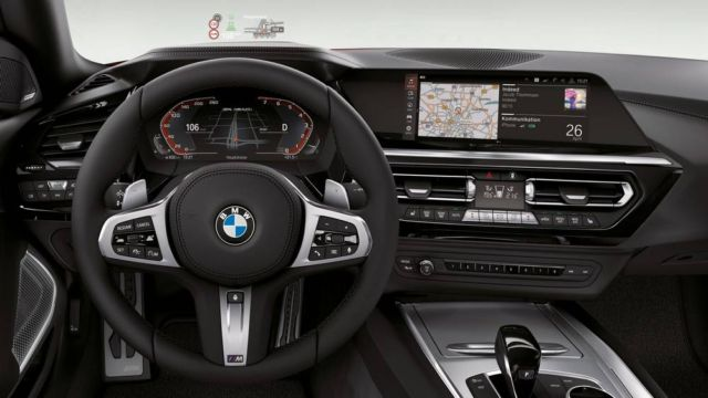 The All-New BMW Z4 Roadster (3)