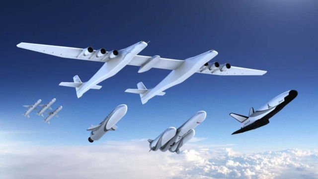 This is what the World's Largest Aircraft will carry