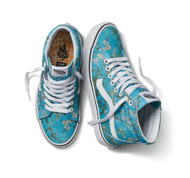Van Gogh Vans collection (8)
