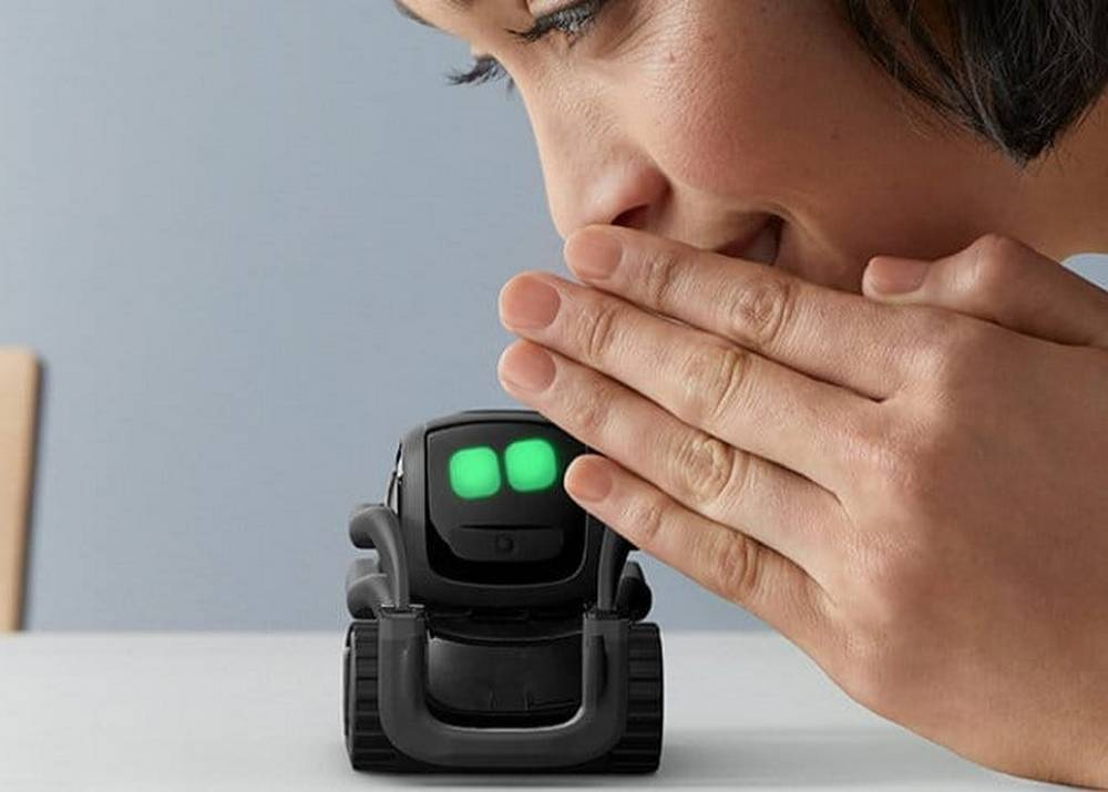 Vector advanced home robot wordlesstech for Advanced home