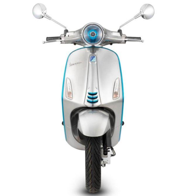 Vespa Elettrica Scooter
