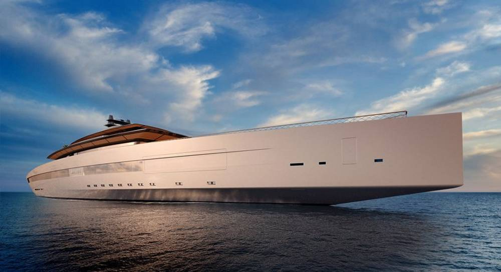 'Art of Life' 115m mega yacht (10)
