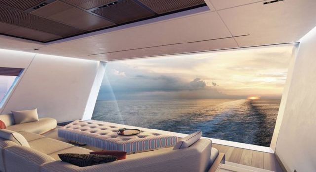 'Art of Life' 115m mega yacht (3)
