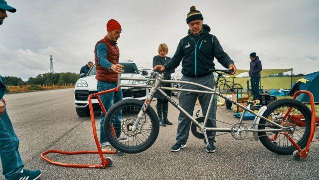 Bicycle to set new European record