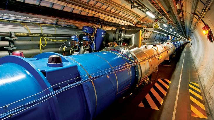 CERN's Large Hadron Collider Turns 10