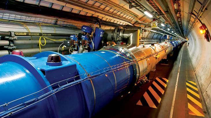 CERN's Large Hadron Collider Turns 10