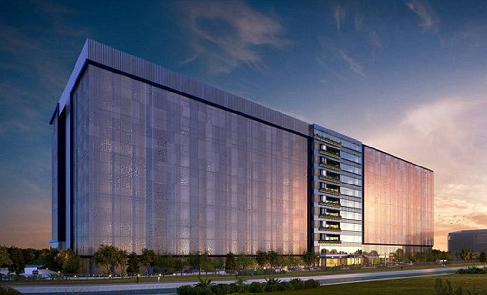 Facebook's $1 billion New Data Center in Singapore