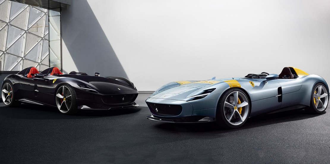 Ferrari Monza SP1 and SP2 (1)
