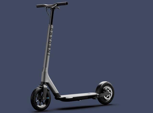 Glider smart e-scooter