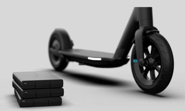 Glider smart e-scooter (3)