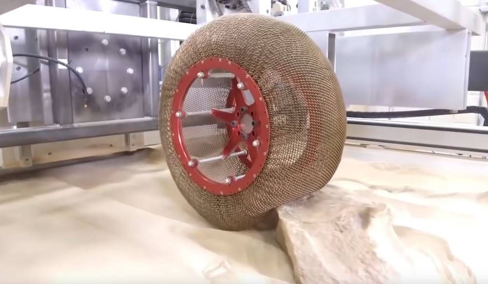 How NASA Reinvented the Wheel