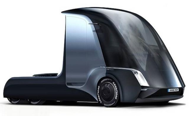 Hydrogen-powered Van can travel 500 miles (4)