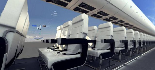 In 10 Years will Fly in Windowless Planes (2)