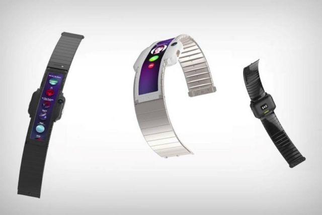 nubia-α Wearable Smartphone (2)