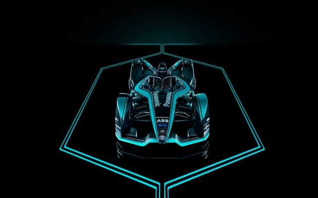 Jaguar I-TYPE 3 next-gen Formula E race car (4)