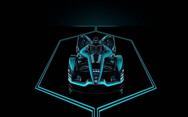 Jaguar I-TYPE 3 next-gen Formula E race car (4)