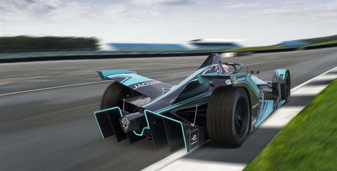 Jaguar I-TYPE 3 next-gen Formula E race car (1)