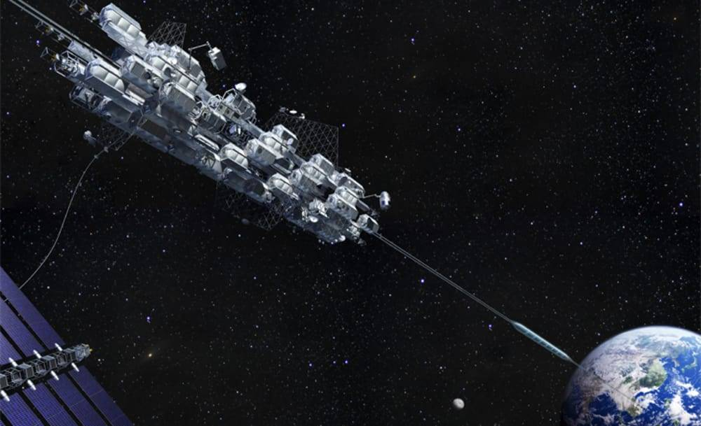 Japan to test a Space Elevator