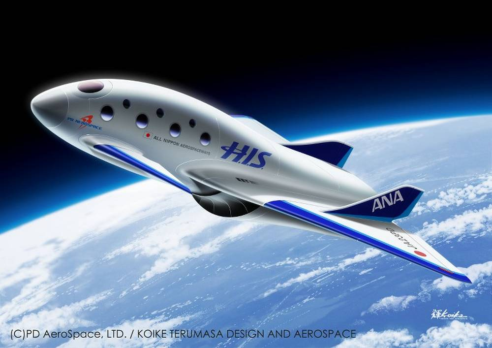 Japanese Spaceplane Project