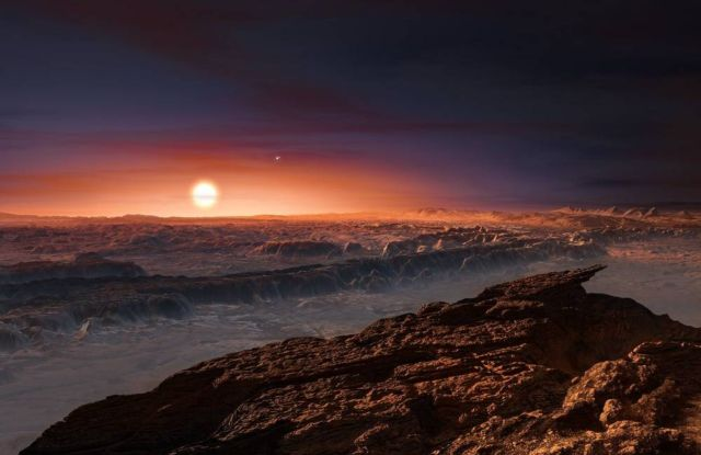 Life Could Survive on our Closest Known Exoplanet