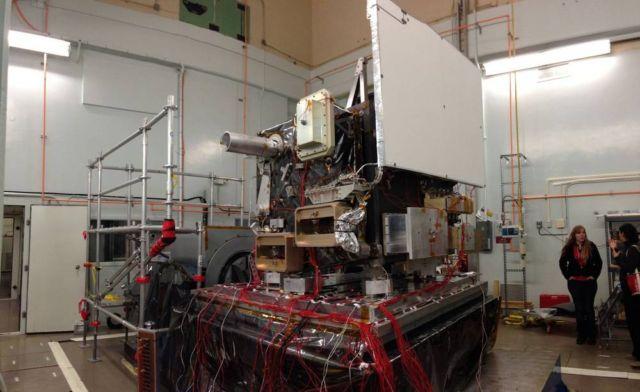NASA's New Laser Satellite will Track Earth's Melting Ice