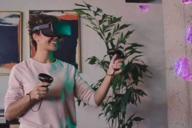 Oculus Quest VR system First Look (5)