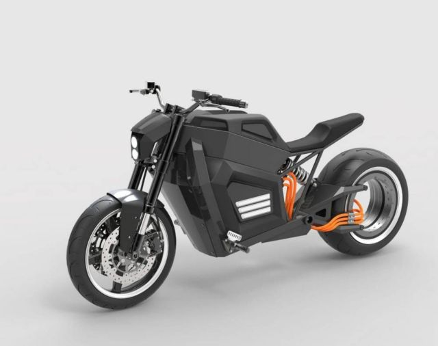 RMK E2 quick electric motorcycle (4)