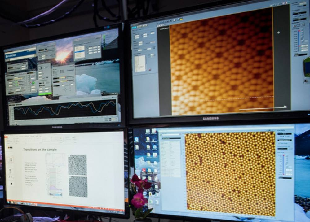 Scientists Controled a Single Molecule for a Millionth of a Billionth of a Second