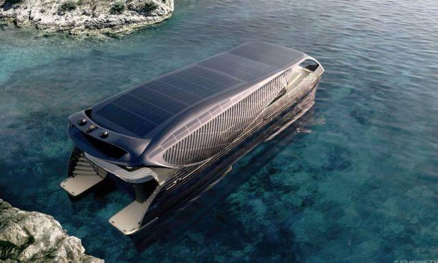 Solarimpact first ocean-going Solar Yacht (8)