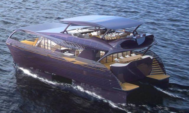 Solarimpact first ocean-going Solar Yacht (7)