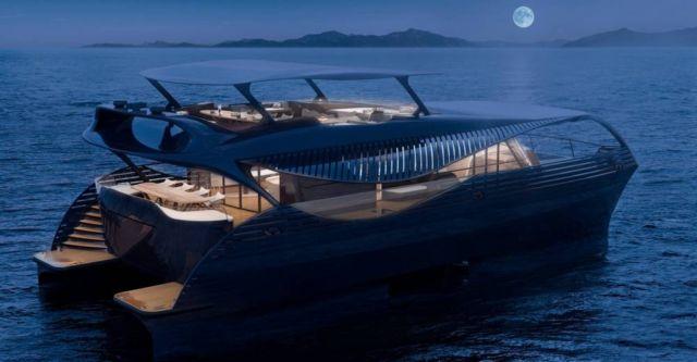 Solarimpact first ocean-going Solar Yacht (1)