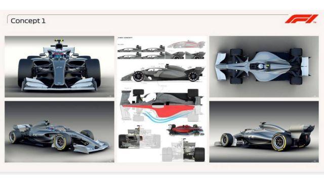 The future of Formula 1 designs (2)