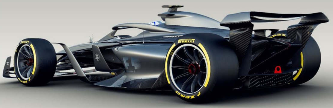 The future of Formula 1 designs (1)